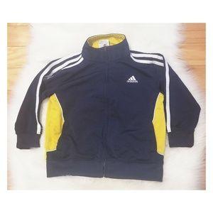 Adidas Zip Up Jacket Size 3T